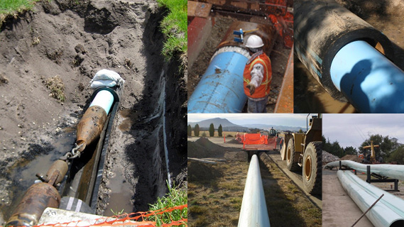 Trenchless Pipe Installation - Aegion