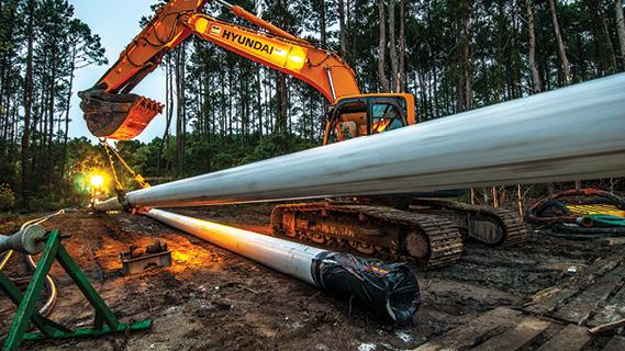 New Pipelines - Aegion