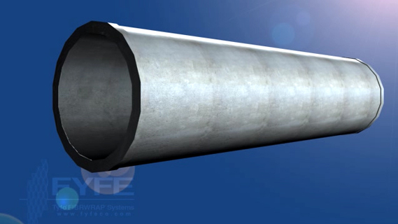 FRP Pipeline Repair | FRP for Pipelines | Tyfo® FRP Pipe