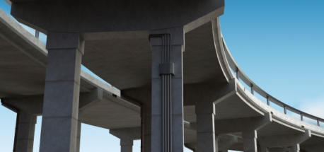 overpass corrosion protection